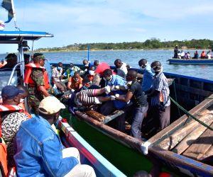 TANZANIA-FERRY-SINKING