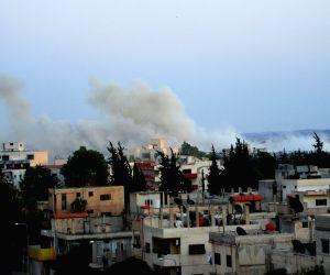 SYRIA DARAA MILITARY OPERATIONS
