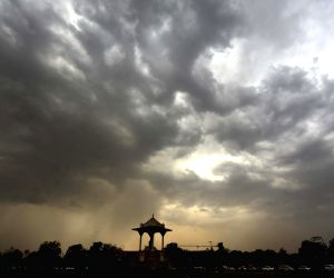 Dark clouds loom over Jaipur