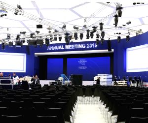 SWITZERLAND DAVOS WEF