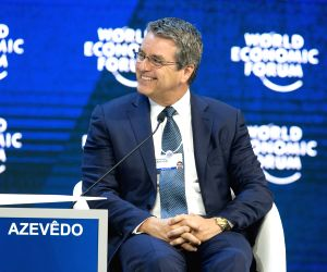 SWITZERLAND-DAVOS-WEF ANNUAL MEETING-E COMMERCE