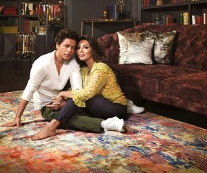 DDecor has unveiled its new creative campaign Rugnovate, featuring Bollywood actor Shahrukh Khan and his wife Gauri Khan.
