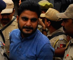 Kathua rape and murder accused produced in court