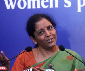Sitharaman praises Indian Coast Guard