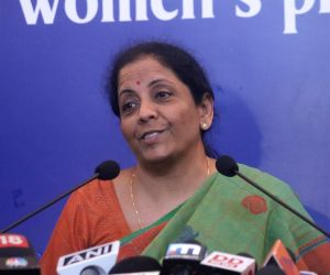 Phase-II of Coastal Surveillance Network to be completed on time: Sitharaman