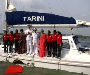 Women sailors proved youngsters can achieve tough goals: Sitharaman