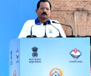 Modi's efforts led to worldwide yoga practice: Minister