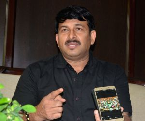 Manoj Tewari's press conference