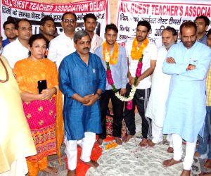 Satish Upadhyay and Ramesh Bidhuri