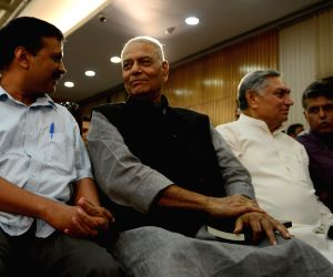 "Tidings of Troubled Times"" - Manish Tewari's book launch"