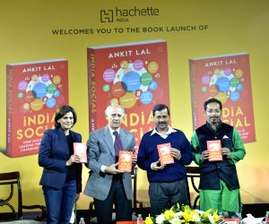 India Social - book launch
