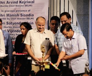 Arvind Kejriwal inaugurate 'Initiative on New Technology'