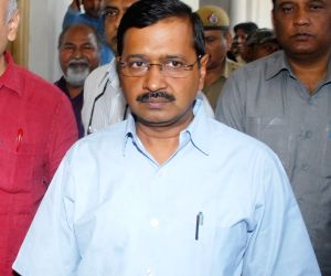 Kejriwal challenges Shah for a public debate at Ramlila Maidan