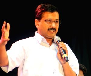 Won't take part in green drive, DDA tells Kejriwal