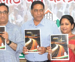 Ajay Maken releases manifesto for Delhi MCD polls