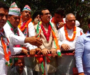 MCD by-elections campaign - Ajay Maken