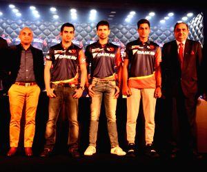 Delhi Daredevils jersey launch