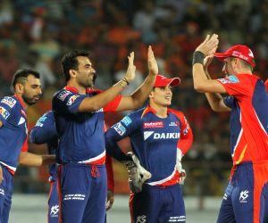 IPL - Gujarat Lions vs Delhi Daredevils