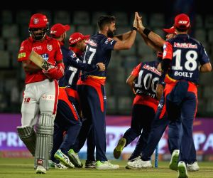 IPL 2018 - Match 22 - Kings XI Punjab Vs Delhi Daredevils