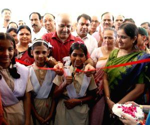 Manish Sisodia inaugurates Rajkiya Pratibha Vikash Vidhyalaya at Dwarka Sec- 5