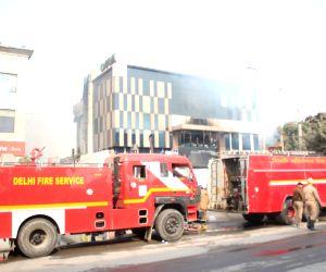 Delhi Fire Department receiving strange 'oil rain' calls from all over city