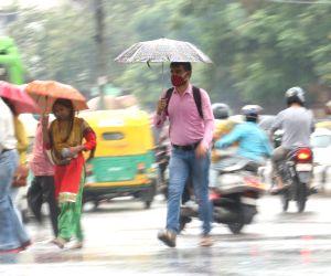 Delhi Fire Dept receiving strange 'oil rain' calls from all over city