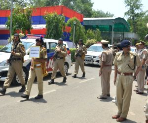 Delhi Police launch 'Parakram' vans