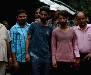 ISJK terrorists arrested by Special Cell of Delhi Police