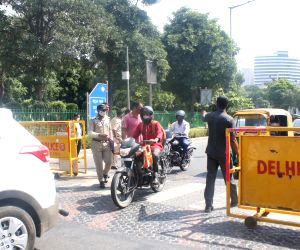 Delhi Police ups security, raises Covid awareness in festive season