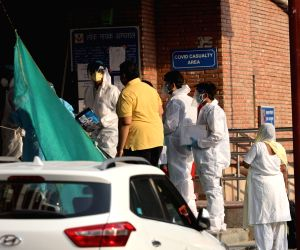 Delhi's LNJP spl ward for infections by mutant strains