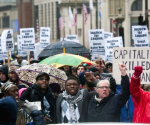 U.S. CHICAGO POLICE SHOOTING PROTEST