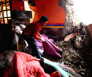 CHINA TIBET EARTHQUAKE