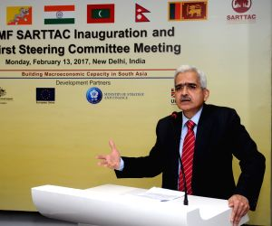 Shaktikanta Das inaugurates IMF's SARTTAC