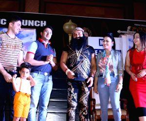 : Mumbai: Music launch of film MSG The Warrior Lion Heart