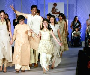 Tamana and FDCI hosted Khadi Fashion Show