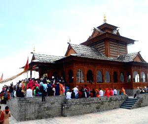 Taradevi (Himachal Pradesh): Tara Devi temple