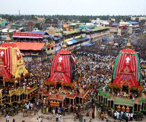 Puri (Odisha): Jagannath Rath Yatra