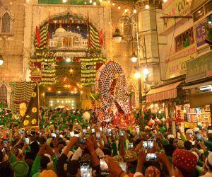 Ajmer (Rajasthan): Muharram - Devotees participate in 'Ashura' procession