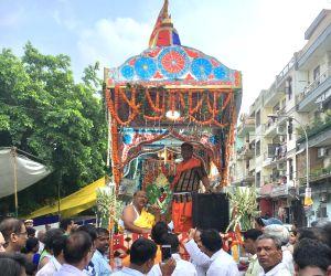 ISKCON- Jagannath Rath Yatra