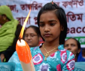 BANGLADESH DHAKA INDUSTRIAL TRAGEDY ANNIVERSARY