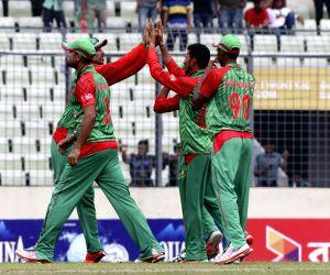 Dhaka (Bangladesh): 1st T20 - Bangladesh vs South Africa