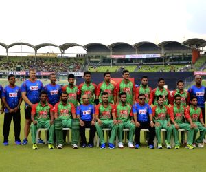 Dhaka (Bangladesh): 1st ODI - India vs Bangladesh - toss