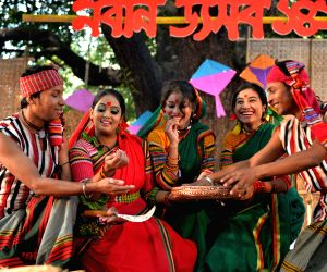 Dhaka (Bangladesh): Celebrate a harvest festival