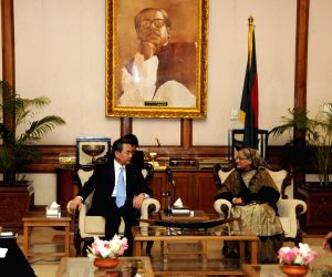 BANGLADESH DHAKA CHINA FM VISIT