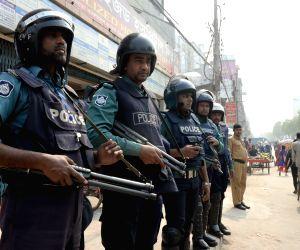 BANGLADESH DHAKA BNP STRIKE