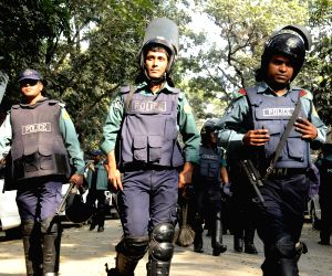 BANGLADESH DHAKA RALLY