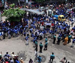 BANGLADESH DHAKA STUDENT PROTEST
