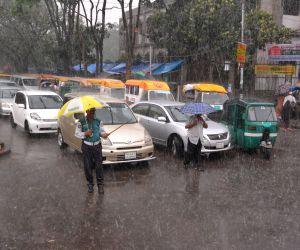 BANGLADESH DHAKA RAIN