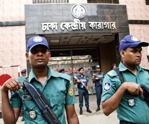 BANGLADESH DHAKA HEIGHTENED SECURITY
