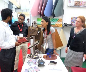 BANGLADESH-DHAKA-LEATHER AND FOOTWEAR EXPO